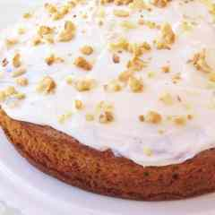 Super Simple Carrot Cake