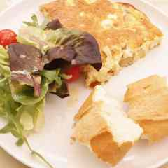 Spanish Omlette (no flipping required)
