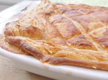 Quorn Chicken Pie 4