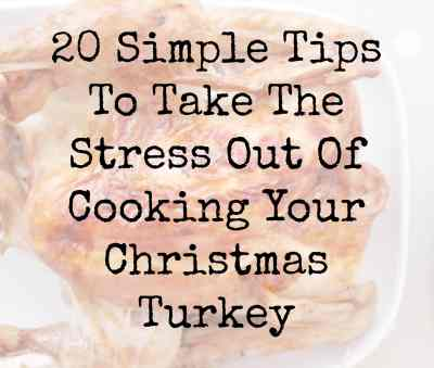 Easy Peasy Christmas Turkey 2 with text