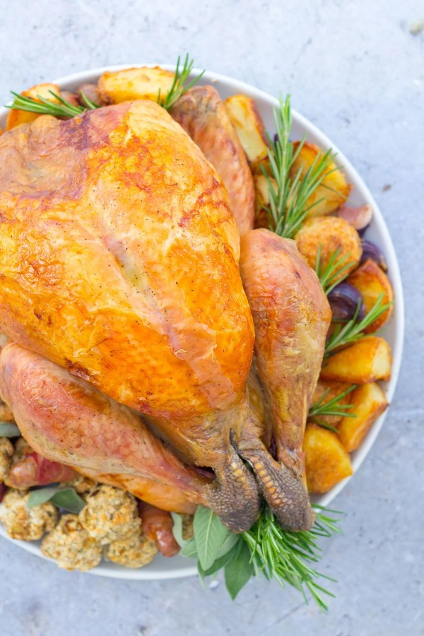 Turkey Cooking Tips