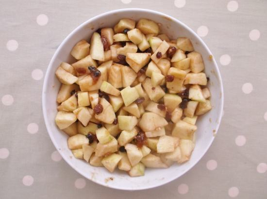 Mincemeat Crumble 5