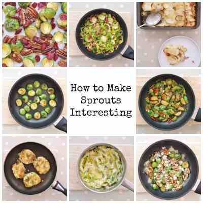 Sprout Collage 2