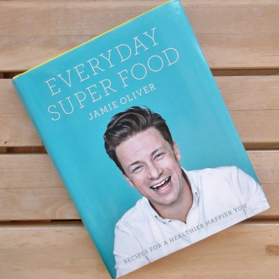 Review of Jamie Oliver's Everyday Super Food