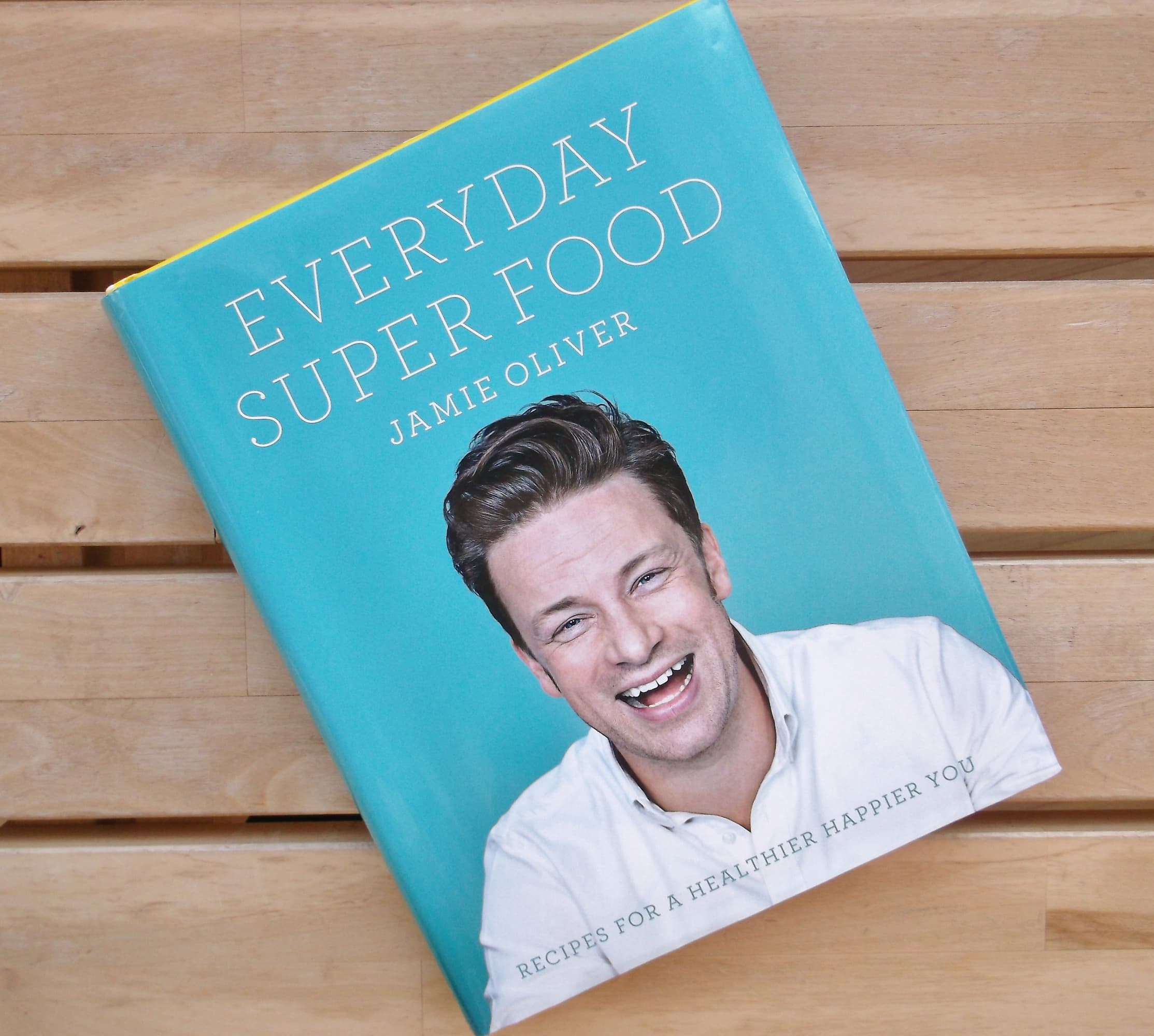 Review of jamie olivers everyday super food easy peasy foodie jamie olivers everyday super food review forumfinder Gallery