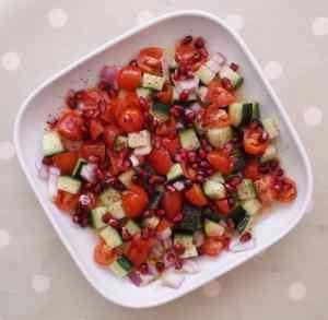 Shirazi Salad from Persiana