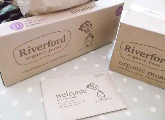 Riverford Delivery
