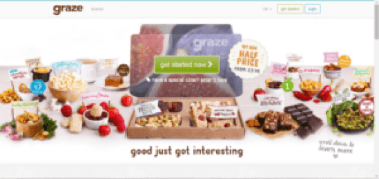 Product Review Graze Snack Boxes