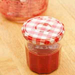 Madeleine Shaw's Chia Raspberry Jam from Get the Glow