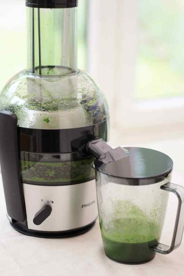 What is the best juicer for The Sirtfood Diet?