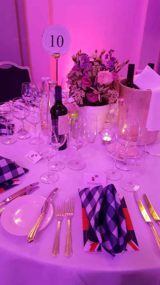 British Turkey Awards 2016