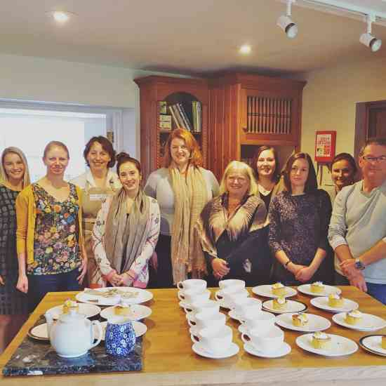 All Hallows Food Writing Weekend with Karen Barnes