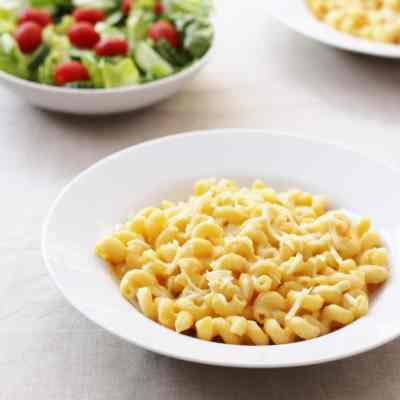 Easy Butternut Squash Macaroni Cheese