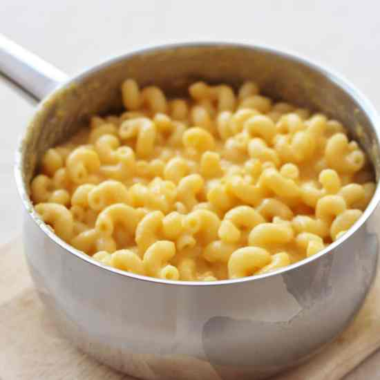 Butternut Squash Macaroni Cheese