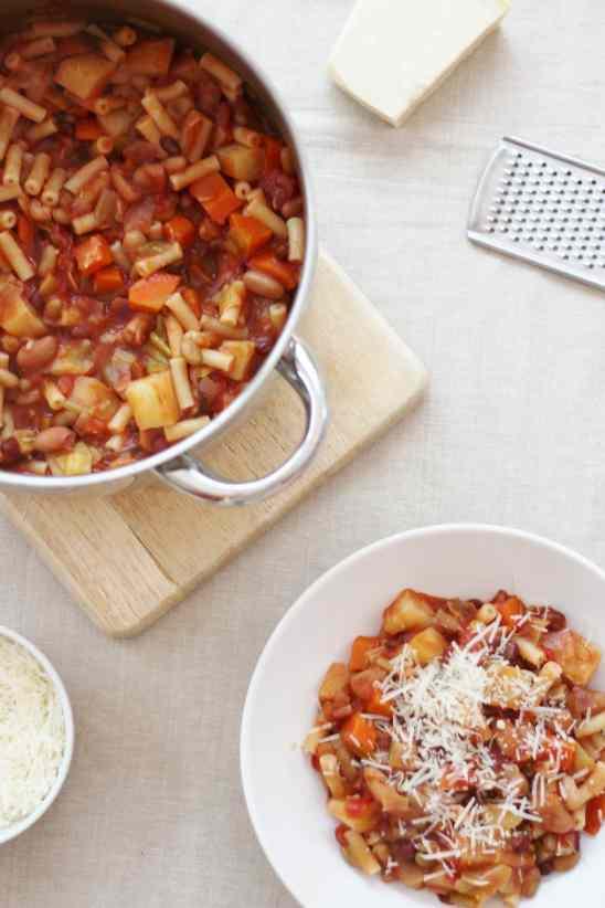 Tuscan Bean Stew