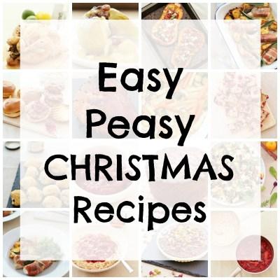 Easy Peasy Christmas Cake Easy Peasy Foodie