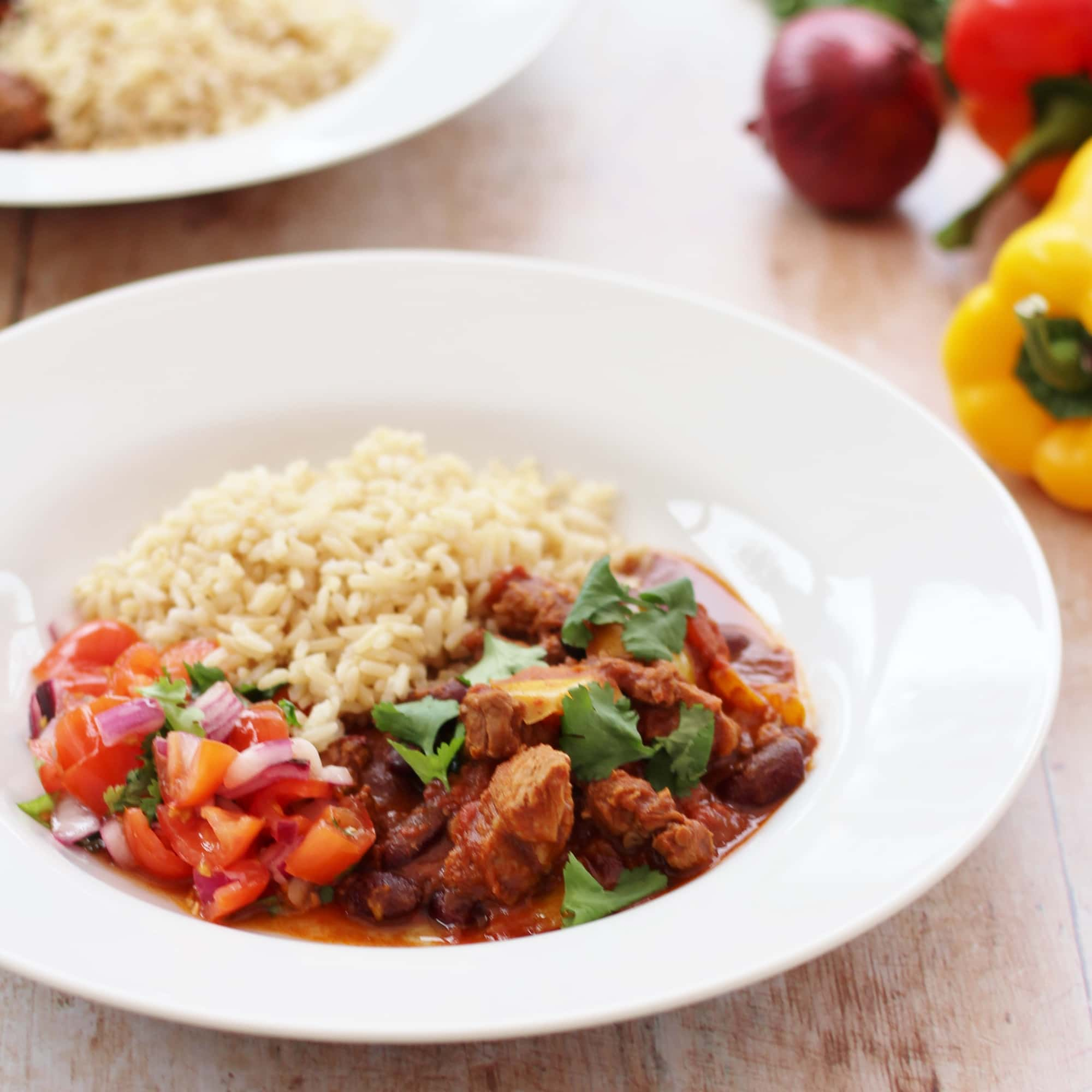 Lamb Stew Recipe Spicy Mexican Lamb Stew Easy Peasy Salsa Easy Peasy Foodie
