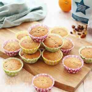 Mini Simnel Cakes (Gluten Free)