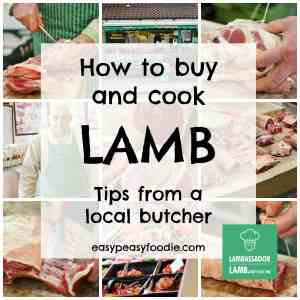 How to buy and cook lamb. Tips from a local butcher.