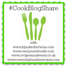 Cook Blog Share Linky