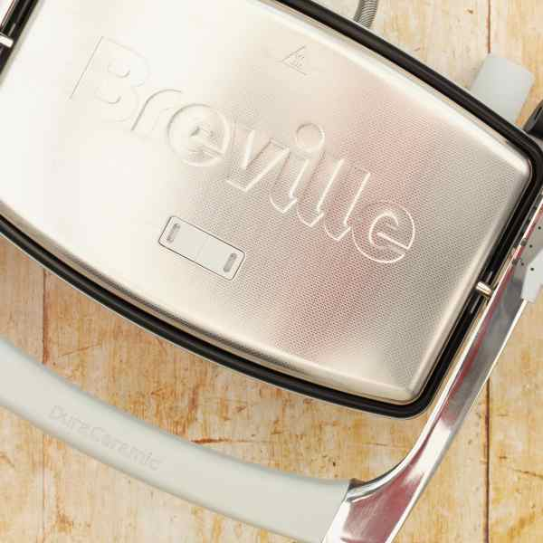 Breville 3 Slice DuraCeramic Sandwich Press