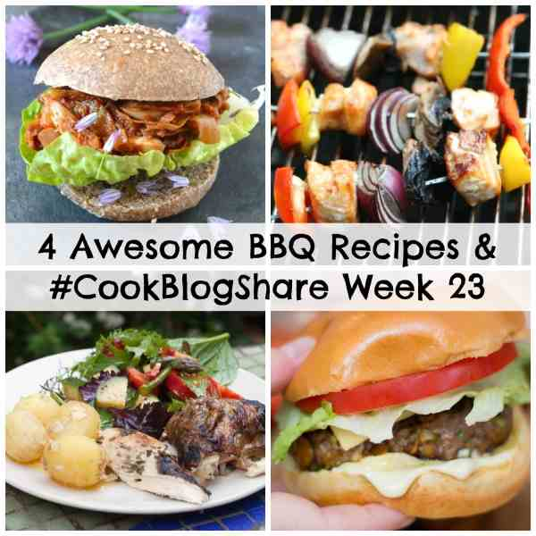 4 Awesome BBQ Recipes