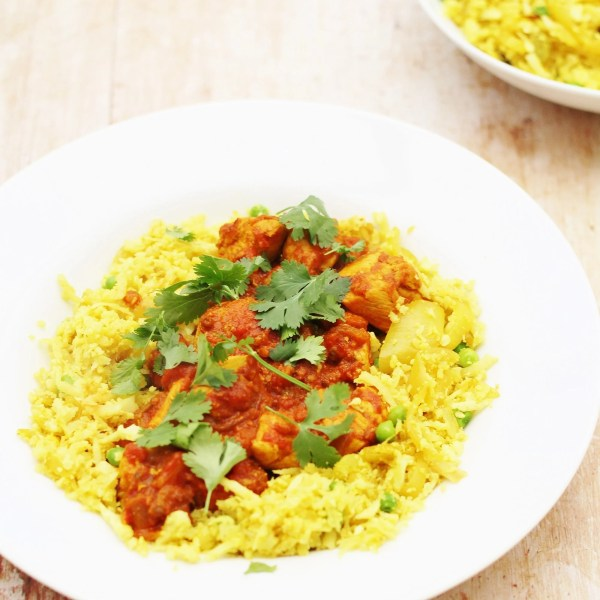 Easy Chicken Rogan Josh