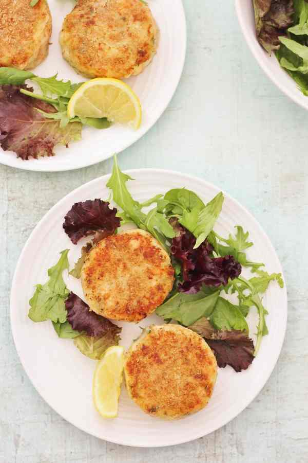 Easy Salmon Fishcakes
