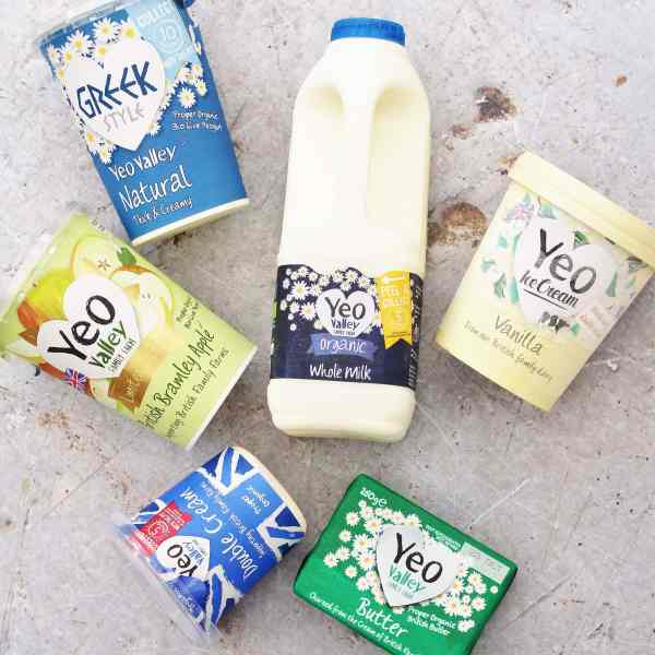 Yeo Valley Organic Produce