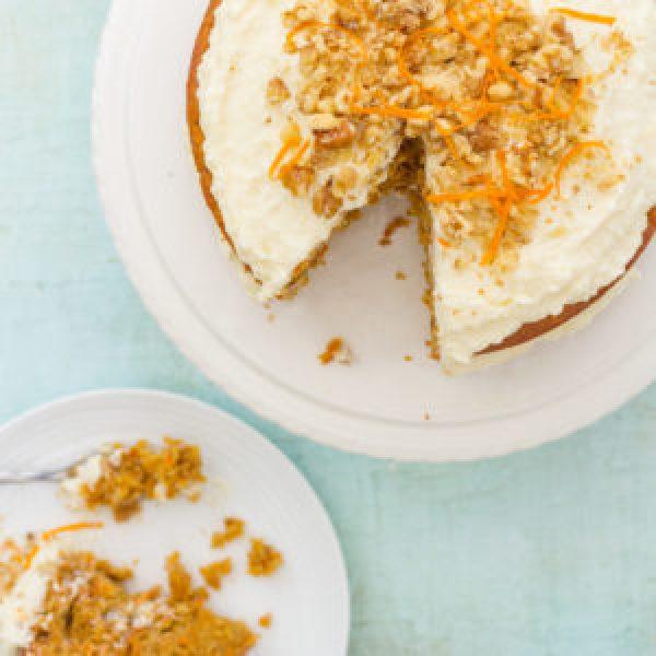Coconut Pineapple Carrot Cake