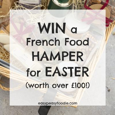 WIN a French Food HAMPER for EASTER (worth over £100!)