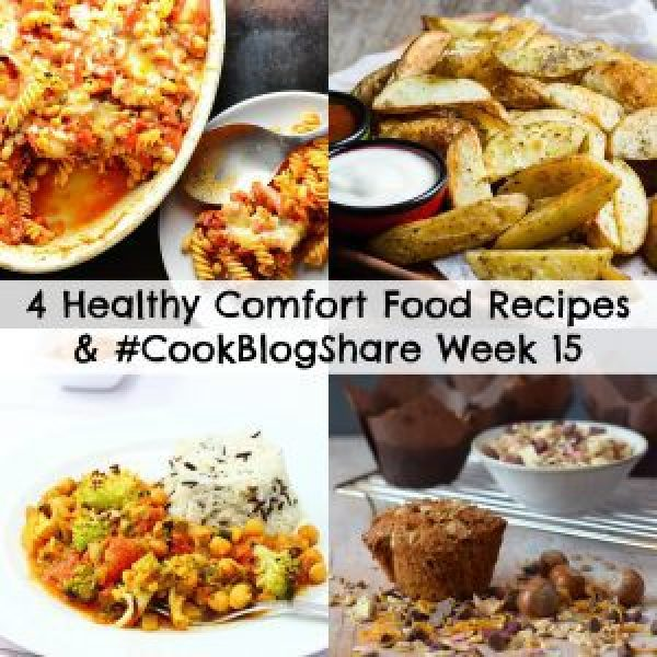 4 healthy comfort food recipes and cookblogshare week 15 easy want to eat more healthily but not ready to embrace summer salads just yet these forumfinder Image collections