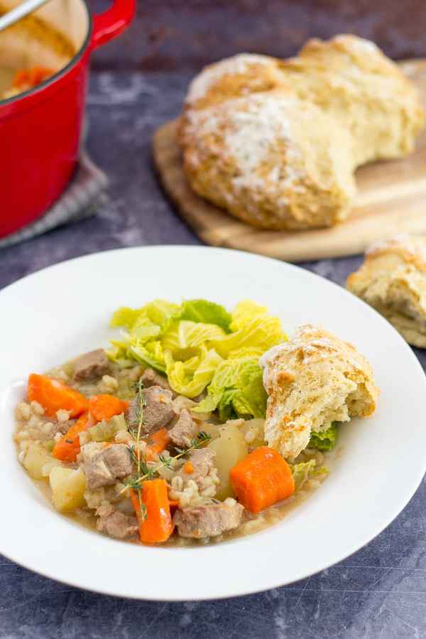 Easy One Pot Irish Lamb Stew