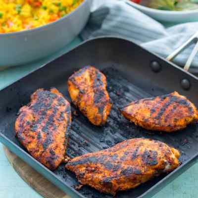 Nandos Copycat Peri Peri Chicken Breasts