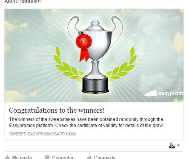 Best Practices When Contacting The Winners Of A Facebook And Twitter Sweepstakes