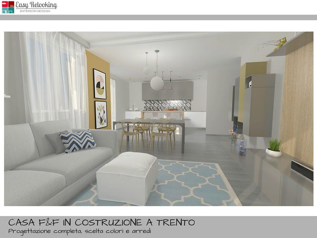Il primo ambiente che ci accoglie quando entriamo in casa è l'ingresso: Come Arredare Un Open Space Cucina E Soggiorno La Casa Di F F Easyrelooking