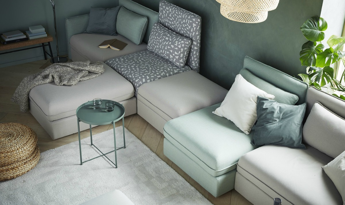 Novità Ikea 2017 Divano Vallentuna Easyrelooking