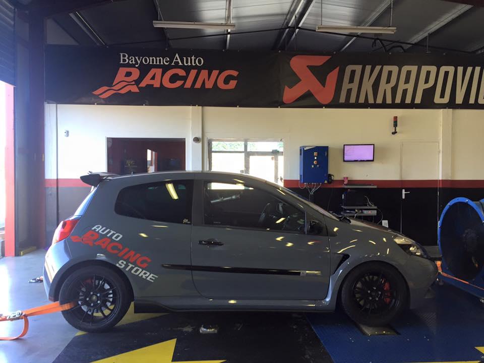 Bayonne Auto Racing Peyrehorade EasyReprog