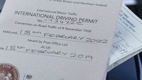 International Driving Permit in Vietnam