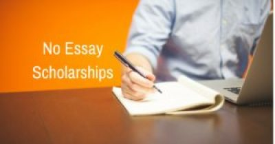 A List of No Essay Scholarships Without Writing Contest