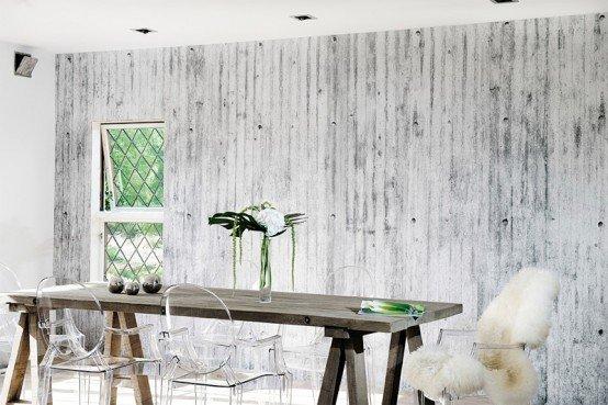 In un attimo darete un aspetto design alle vostre stanze. Carta Da Parati Dal Design Moderno Per Rinnovare Casa
