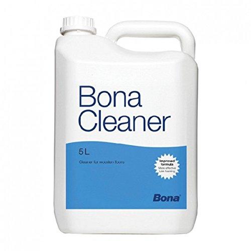 Bona Cleaner 5L, Detergente per pavimenti in legno e sughero parquet laminati