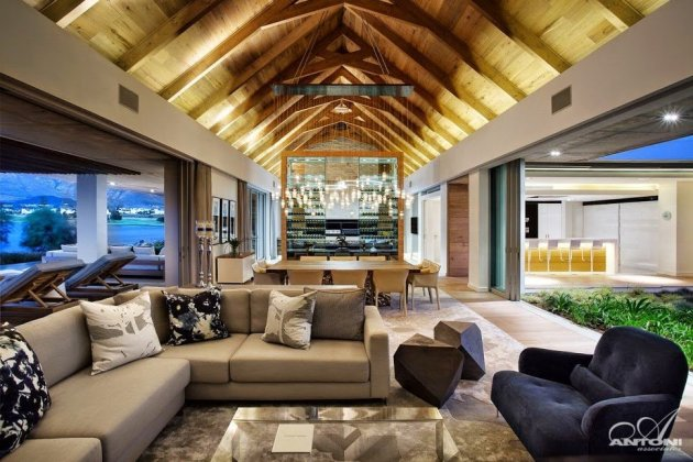 architettura interni in Stellenbosch antoni associates