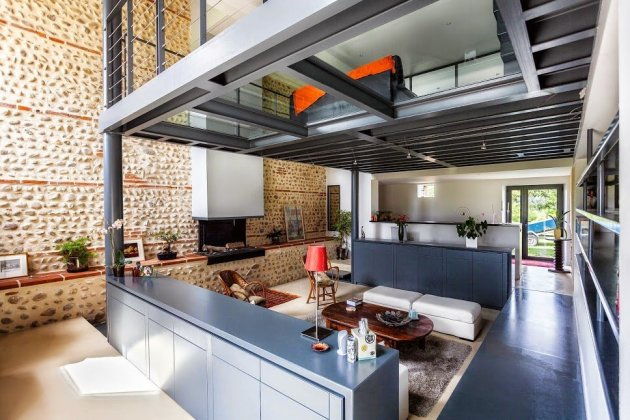 casa design moderno hugues tournier