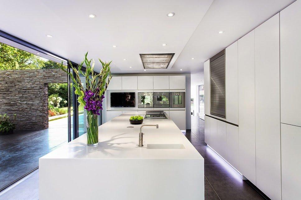 Sala Da Pranzo Moderna Immagini : Interior design esempi pratici per arredare casa in stile moderno