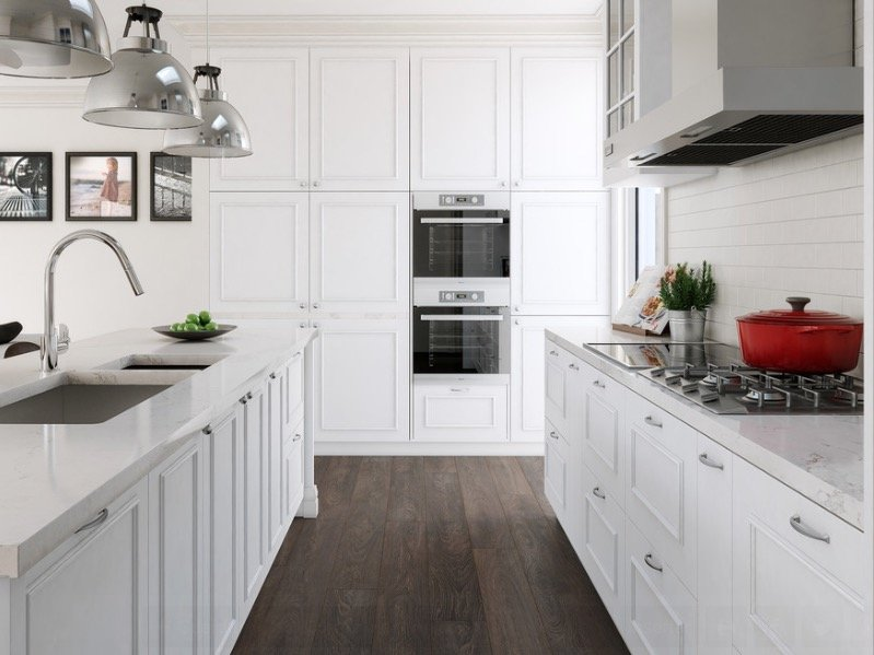 Guida definitiva ai pavimenti per cucina idee e materiali