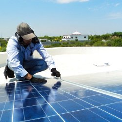 Pulizia degli Impianti fotovoltaici