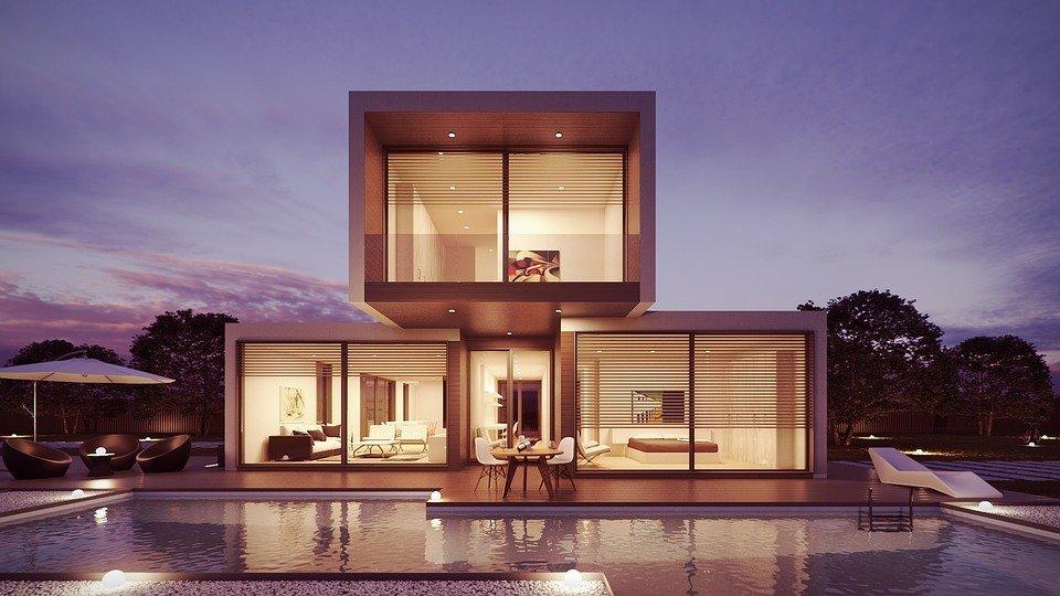Gli 8 elementi distintivi delle case moderne guida for Case moderne