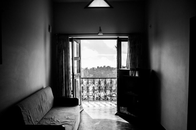 infissi di porte e finestre