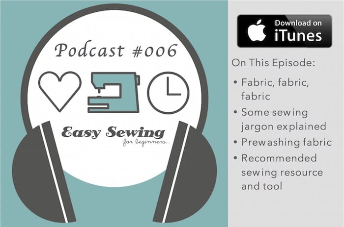 ESFB 006: Getting to Know Fabric and More